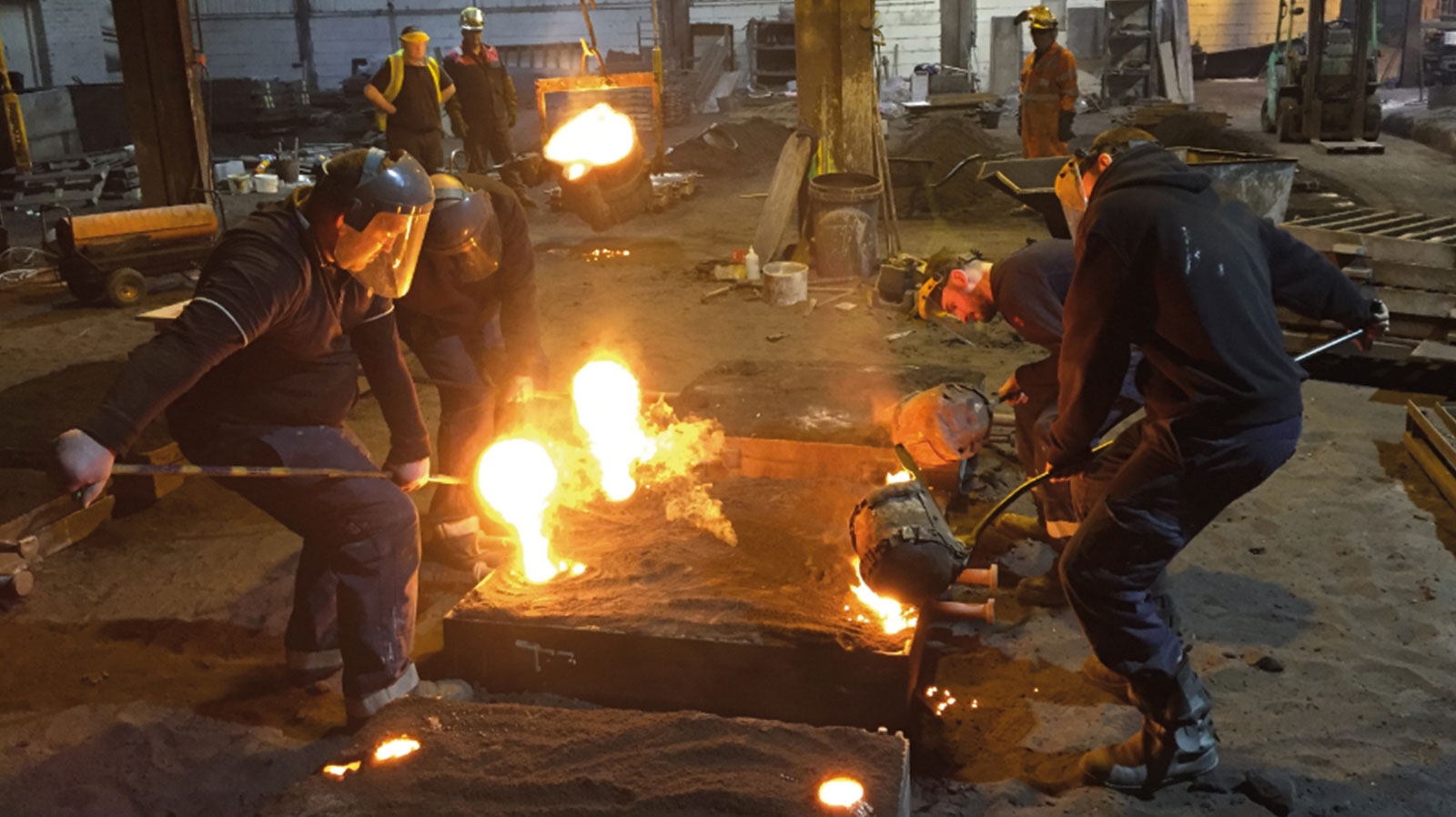 Ballantine Castings Iron Foundry UK New Catalogue